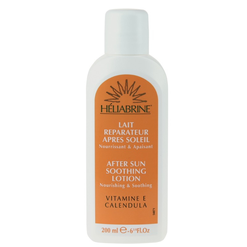 AFTER SUN NOURISHING & SOOTHING LOTION 200 ml - 6 3/4 fl oz