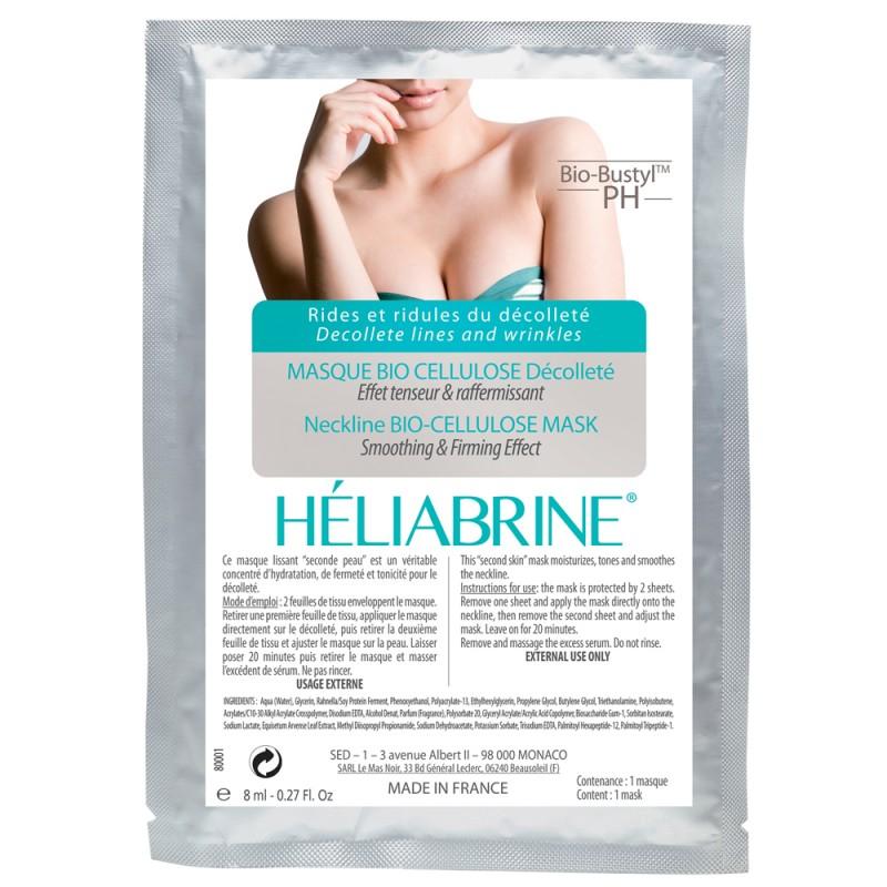 Neckline Bio Cellulose Mask