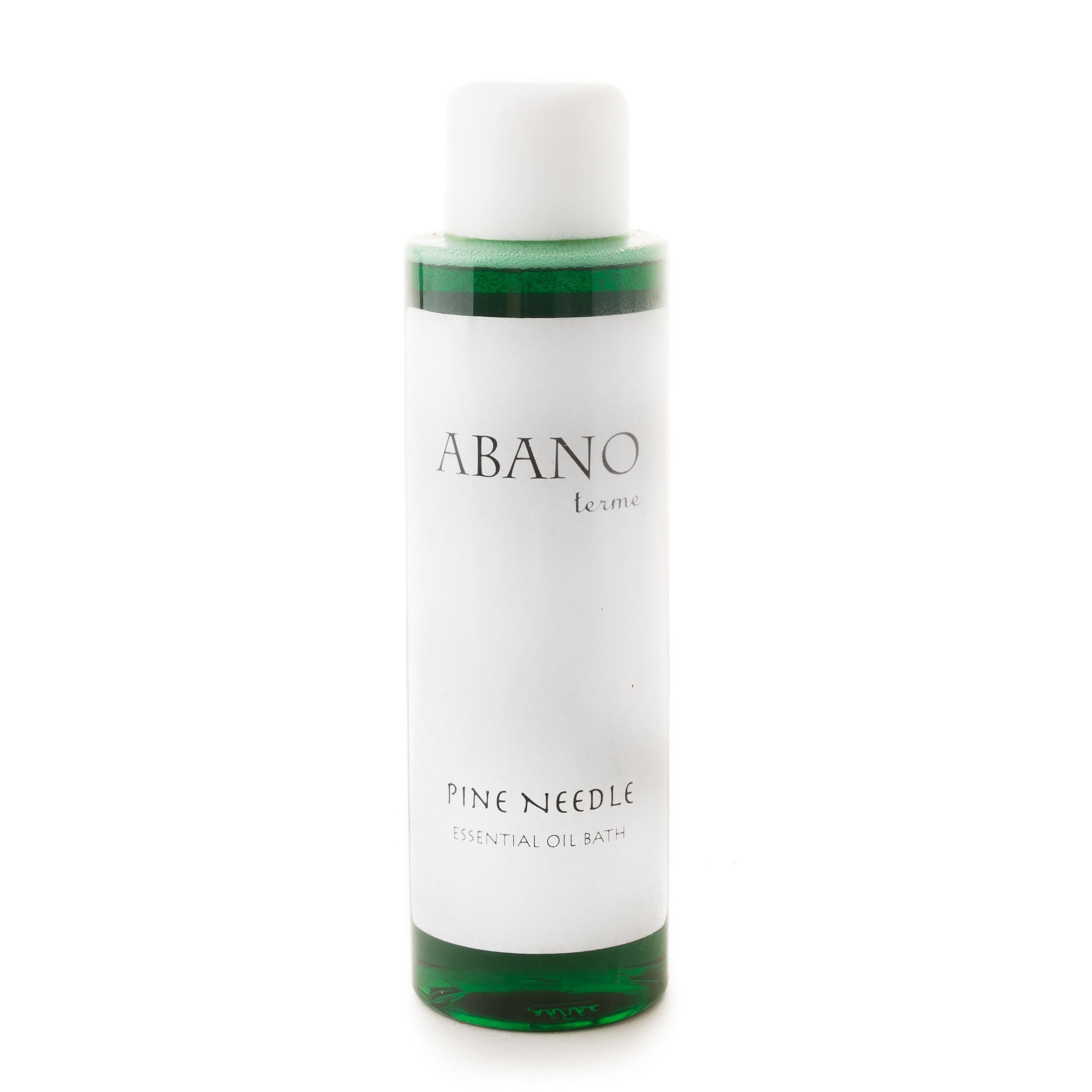 pine needle oil bath
