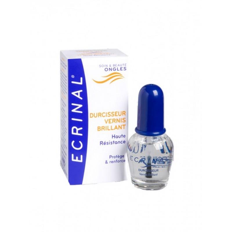 Top Coat Clear & Shiny Protection Nail Strength 10 ml - .34 floz